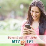 gói MT7 Viettel