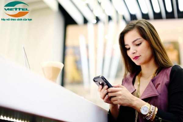 dịch vụ chặn tin nhắn Viettel