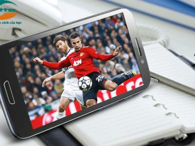 gói cước 3G Viettel thích hợp xem EURO 2016