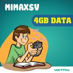 gia hạn gói MIMAXSV Viettel