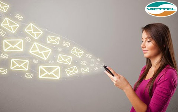 Đăng ký gói cước SMS15 Viettel chỉ 1.000đ được 15 tin nhắn nội mạng