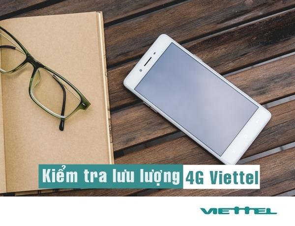 Hướng dẫn kiểm tra dung lượng 4G Viettel còn lại miễn phí
