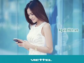Đăng ký gói 4G Youtube Viettel - gói 4GYT Viettel miễn phí 4G xem Youtube trên di động