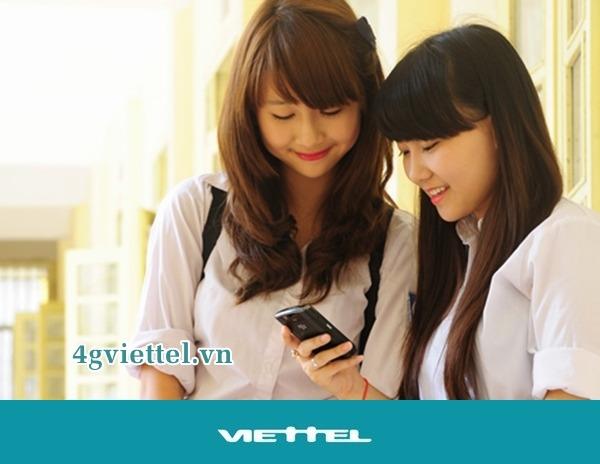 Các thủ tục cần thiết để chuyển đổi sim thường sang sim sinh viên của Viettel