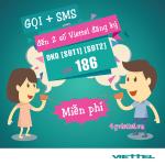 Gói cước DK0 Viettel miễn phí nhắn tin, gọi thoại đến 2 số Viettel