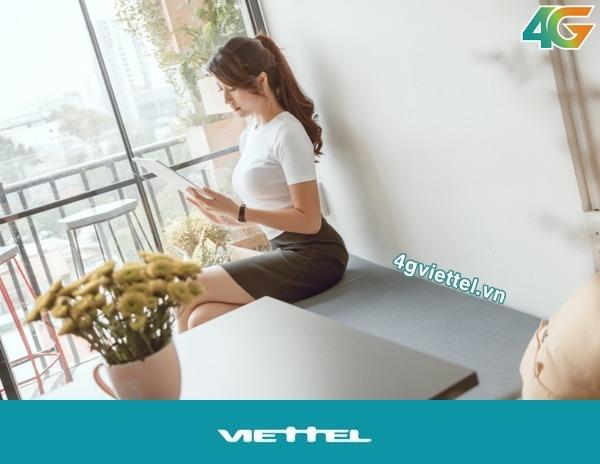 Gói cước Dcom 4G Viettel truy cập Internet tiết kiệm hơn