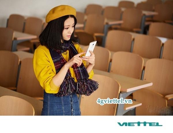 Viettel khuyến mãingày 8/6 - 12/6/2017 tặng 50% giá trị thẻ nạp