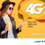 Ứng dụng 4G Plus Viettel - Đọc báo online miễn phí data