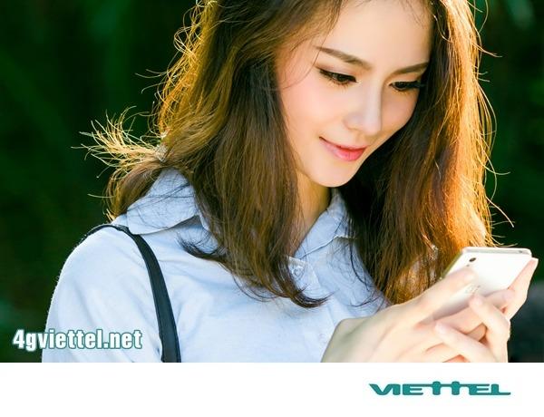 Chương trình khuyến mãi của Vietel 27/7 - 30/7 tặng 50% giá trị thẻ nạp