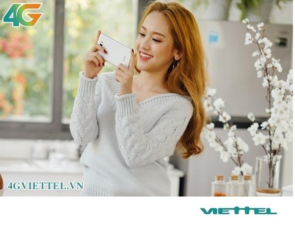 Chương trình trải nghiệm 7 ngày miễn phí 4G Viettel cho thuê bao mới đổi sim 4g Viettel