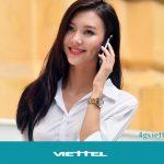 Đăng ký gói V10 Viettel ưu đãi gọi nội mạng
