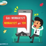Gói cước MIMAX12T Viettel chu kỳ 12 tháng