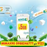 Đăng ký gói cước MIMAX4G Viettel chỉ 90.000đ/tháng