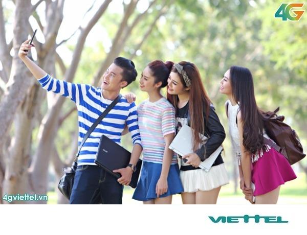 Gói cước OMG của Viettel dành cho thuê bao sinh viên theo danh sách