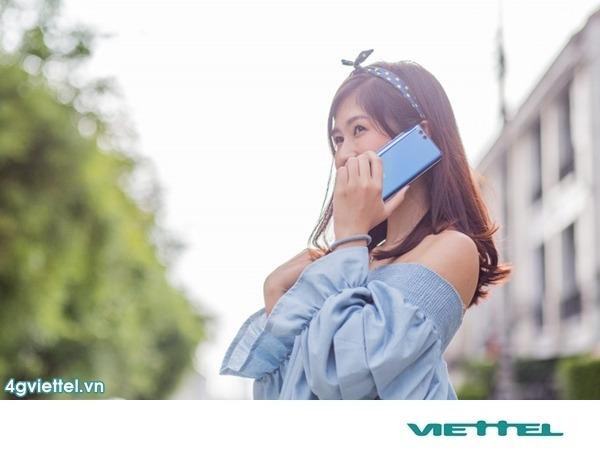 Khuyến mãi của Viettel đến hết ngày 31/12/2017 tặng 50% thẻ nạp cục bộ