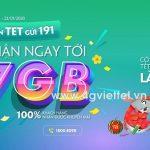 Đăng ký gói TET Viettel nhận ưu đãi data khủng truy cập mạng Tết Nguyên Đán