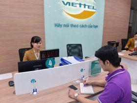 Đăng ký sim Viettel chính chủ