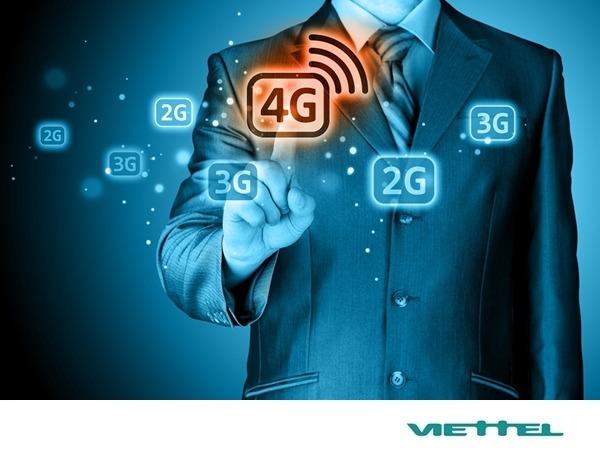 Cách cài đặt 4G Viettel - Cấu hình 4G Viettel cho điện thoại
