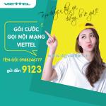 Đăng ký gọi nội mạng Viettel giá rẻ nhất ưu đãi hấp dẫn nhất