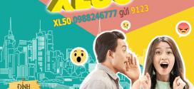 Đăng ký gói cước XL50 Viettel siêu hot chỉ 50.000đ có ngay 5GB