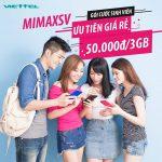 Cách đăng ký gói 4G Viettel sinh viên ưu đãi khủng giá siêu rẻ