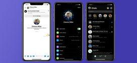 Hô biến chế độ nền tối trên Messenger chỉ với 1 nốt nhạc