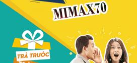 3 lý do bạn nên đăng ký gói MIMAX70 Viettel cho sim di động