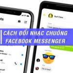 Hướng dẫn đổi âm thanh thông báo tin nhắn Messenger cực kỳ đơn giản