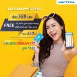 Đăng ký gói CAMAU90 Viettel ưu đãi 5GB data thả ga gọi thoại, nhắn tin chỉ 90.000đ