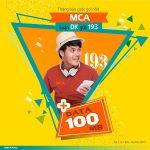 Đăng ký dịch vụ MCA Viettel nhận thêm 100MB data tốc độ cao