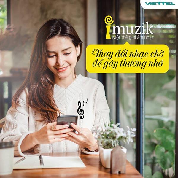 Cách đăng ký dịch vụ nhạc chờ Viettel - Imuzik Viettel