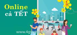 Đăng ký gói 4G Viettel Tết Canh Tý 2020 dùng data thả ga không lo hết