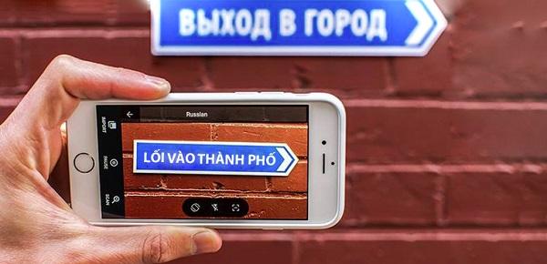 Cách dịch văn bản từ ảnh chụp bằng điện thoại đơn giản