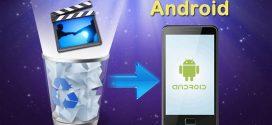 Cách khôi phục file đã xóa trên Android đơn giản thành công 100%