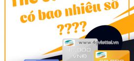 Mã số thẻ cào Viettel có bao nhiêu số? Những thông tin về thẻ cào Viettel