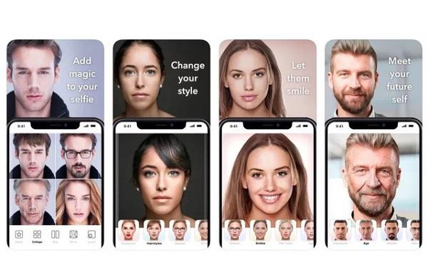 Trào lưu hoán đổi giới tính cùng FaceApp