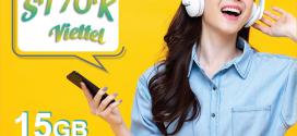 Cách đăng ký gói ST70K Viettel miễn phí 15GB data và thả ga dùng Tiktok