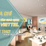 Địa chỉ trung tâm giao dịch Viettel Cần Thơ