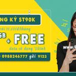 Cách đăng ký gói ST90K Viettel ưu đãi 30GB data kèm data giải trí Tiktok
