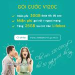 Cách đăng ký gói V120C Viettel nhận 30GB data, miễn phí gọi thoại, miễn phí Tiktok