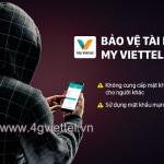 Cách bảo vệ tài khoản My Viettel an toàn trong thời đại công nghệ số