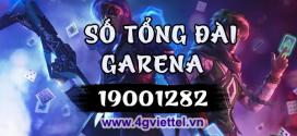 Tổng đài Garena Việt Nam số mấy? Số tổng đài hỗ trợ giải đáp các game Garena