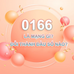 Đầu số 0166 mạng gì? Sim 0166 đổi thành đầu số nào?